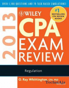 Wiley CPA Exam Review 2013: Regulation(Paperback)