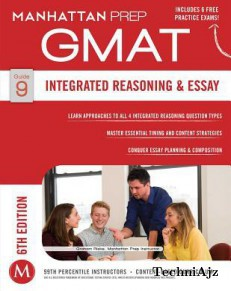 Integrated Reasoning and Essay Strategy Guide, 6th Edition(Paperback)