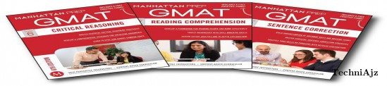 GMAT Verbal Strategy Guide Set(Paperback)
