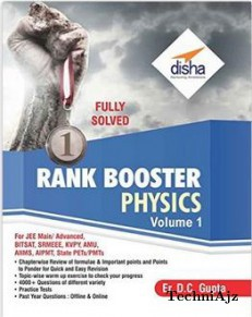 Rank Booster Objective Physics for JEE Main/ Advanced/ AIPMT/ Class 11 Vol 1(Paperback)