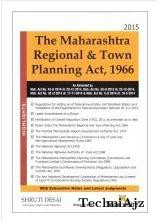 The Maharashtra Regional and Town Planning Act 1966(Paperback)