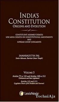 India's Constitution - Origins and Evolution - Volume 5(Other)
