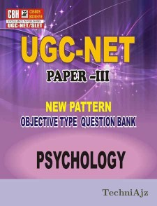 Psychology For Ugc- Net Paper- 3 (Paperback)(Paperback)
