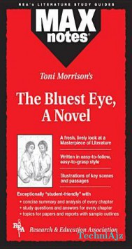 The Bluest Eye, a Novel (Maxnotes Literature Guides)(Paperback)