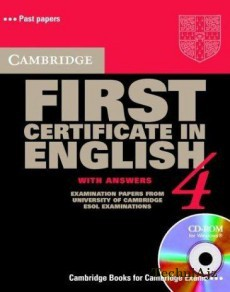 Cambridge First Certificate in English CD-ROM Pack(Hardcover)