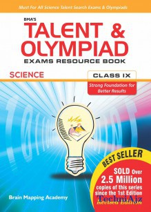 BMA's Talent & Olympiad Exams Resource Book for class- 9 (Science)(Paperback)