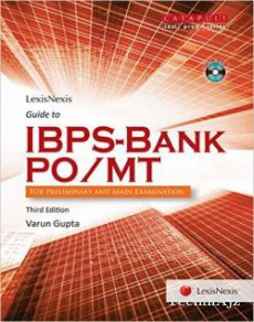 Study Guide IBPS Bank Po/Mt (Preliminary And Main Exam) With Dvd