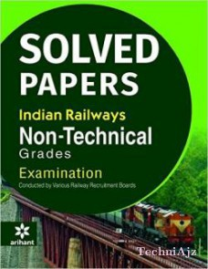 Solved Exam Paper of RRB (Railway Recruitment Boards) Non-Technical Cadre 2016