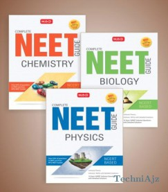 Complete NEET Guide Physics+ Complete NEET Guide Chemistry+ Complete NEET Guide Biology(Paperback)