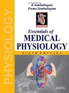 Essentials of Medical Physiology 6th Edition(Paperback)