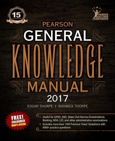 The Pearson General Knowledge Manual 2017(Paperback)