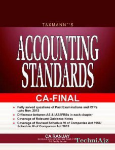 Accounting Standard (ca- Final) By Ca Ranjay(Paperback)