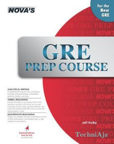 GRE Prep Course[ With CDROM](Paperback)