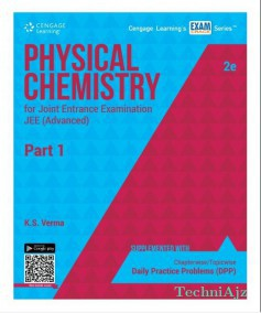 Physical Chemistry for Joint Entrance Examination JEE (Advanced) : Part 1(Paperback)