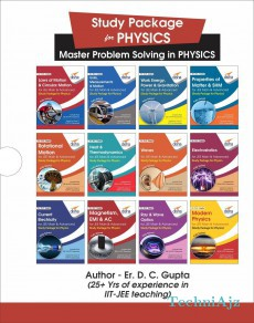 Study Package for Physics for JEE Main & Advanced, BITSAT(Paperback)