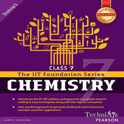 The Foundation series of Chemistry Class: 7(Paperback)