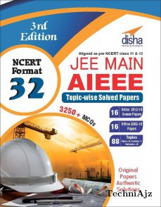 32 JEE Main/ AIEEE ONLINE & OFFLINE Topic- wise Solved Papers(Paperback)