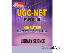Library Science For Ugc- Net Paper- 3 (Paperback)(Paperback)