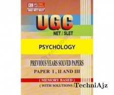 Psychology Years Solved Papers For Ugc Net Slet Paper 1, 2, 3 (Paperback)(Paperback)