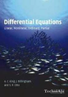 Differential Equations: Linear, Nonlinear, Ordinary, Partial(Paperback)