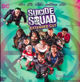 Suicide Squad Extended Cut BD(BLU-RAY)