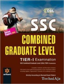 SSC CGL (Combined Graduate Level) Tier-1 Exam