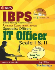 Study Guide I. B. P. S specialist officers IT Officers SCALE (I & II) INCLUDE PRACTICE SETS & ONLINE MOCK TEST(Paperback)