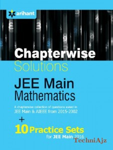 Chapterwise Solutions JEE Main Mathematics (2015- 2002)(Paperback)
