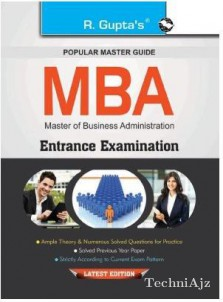 MBA Entrance Examinations Guide (Big Size)(Paperback)