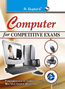 Computer for Competitive Exams (Fundamental of Computer with MCQs)(Paperback)