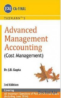 Advance Management Accounting in 2 parts(Paperback)