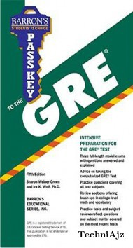 Pass Key to the GRE(Paperback)