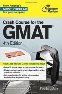 Crash Course for the GMAT(Paperback)