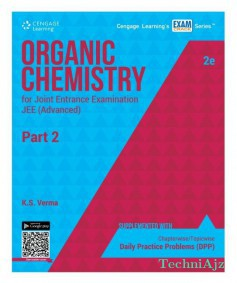 Organic Chemistry for Joint Entrance Examination JEE (Advanced) : PART 2(Paperback)