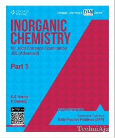 Inorganic Chemistry for Joint Entrance Examination JEE (Advanced) : Part 1(Paperback)