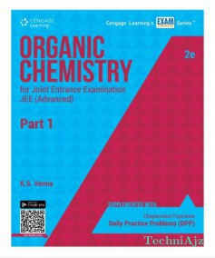 Organic Chemistry for Joint Entrance Examination JEE (Advanced) : PART 1(Paperback)