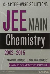 Chapter wise Solutions: JEE Main Chemistry(Paperback)