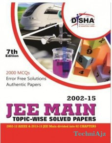 JEE MAIN Topic- wise Solved Papers (2002- 15)(Paperback)