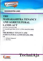 The Maharashtra Tenancy and Agricultural Lands Act with Rules(Paperback)