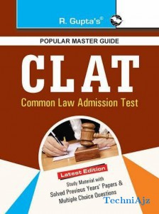 Common Law Admission Test (CLAT) Guide(Paperback)