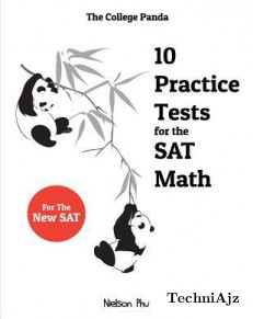 The College Panda's 10 Practice Tests for the SAT Math(Paperback)