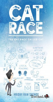 CAT Race: The rat race called CAT(Paperback)