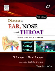 Diseases of Ear, Nose and Throat(Paperback)