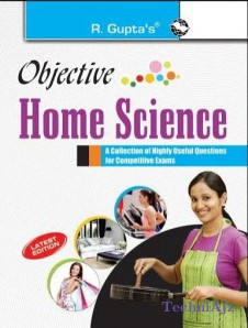 Objective Home Science(Paperback)