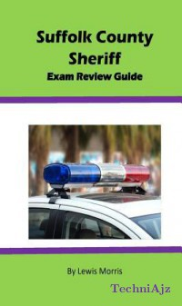 Suffolk County Sheriff Exam Review Guide(Paperback)