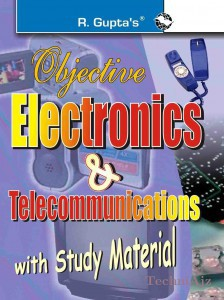 Objective Elect. & Telecomm. Engg(Paperback)
