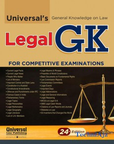 Universal's General Knowledge on Law- Legal GK for Competitive Examinations(Paperback)