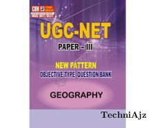 Geography For Ugc- Net Paper- 3 (Paperback)(Paperback)