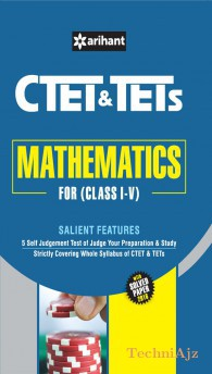 CTET & TETs for Class I- V MATHEMATICS 2017(Paperback)