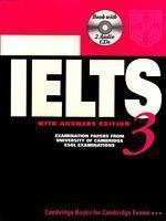 Cambridge IELTS With Answers Edition 3 Examination Papers From Universtiy Of Cambridge Esol Examination(Paperback)